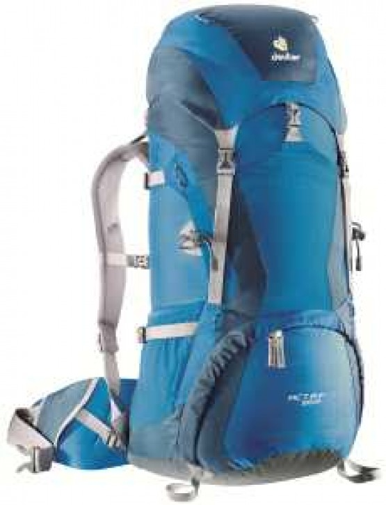 DEUTER ACT Lite 50L + 10 (bay-midnight)