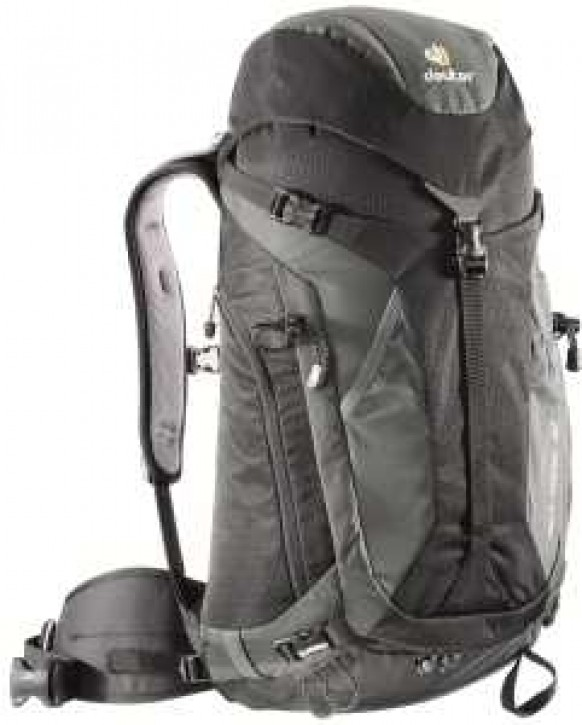 DEUTER ACT Trail 32 (black-anthracite)