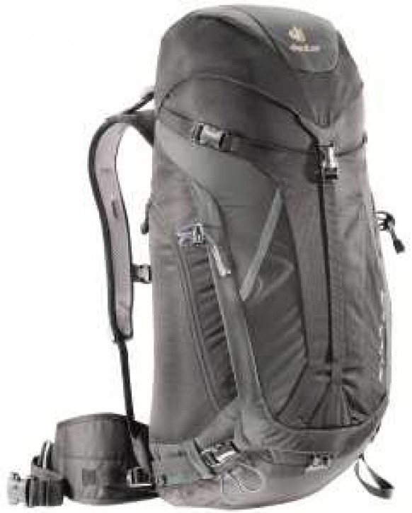 DEUTER ACT Trail 36 EL (black-granit)