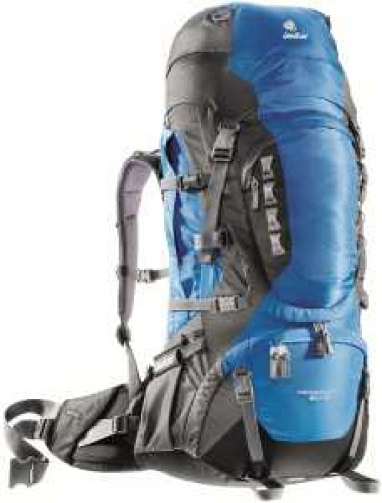 DEUTER Aircontact Pro 60L + 15 (ocean-anthracite