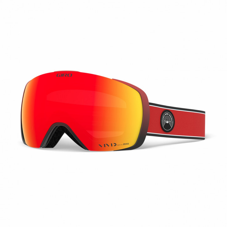 Giro Contact Vivid - Red Element (ember + infrared)