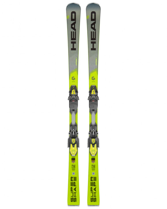 HEAD Supershape i.Speed (19/20) Occ. Testski