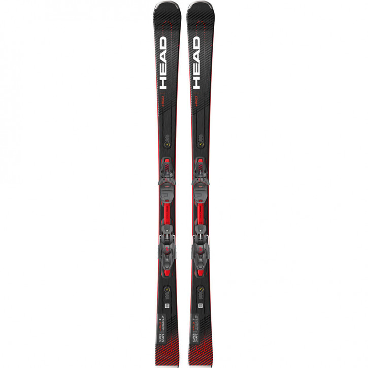 HEAD Supershape e-Rally (20/21) Occ. Testski