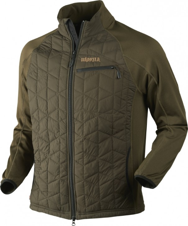 HÄRKILA Hjartvar Insulated Jacke (green)