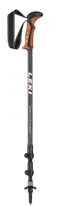 LEKI Khumbu Antishock (schwarz/orange)