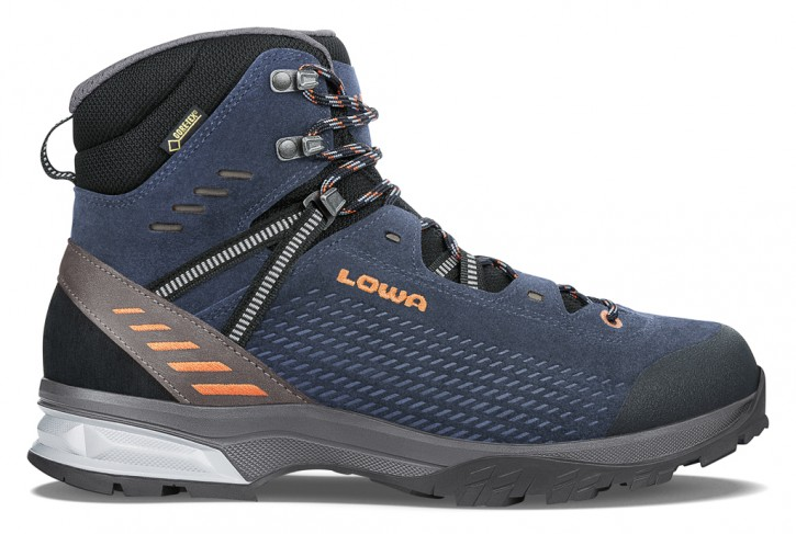 LOWA Ledro GTX Mid (navy/orange)