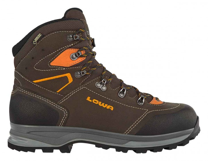 LOWA Lavaredo GTX (schiefer/orange)