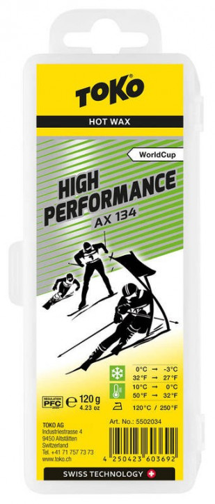 TOKO High Performance AX 134