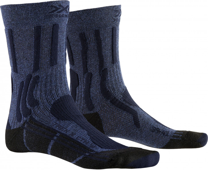 X-Socks Trek X CTN (midnight blue melange)