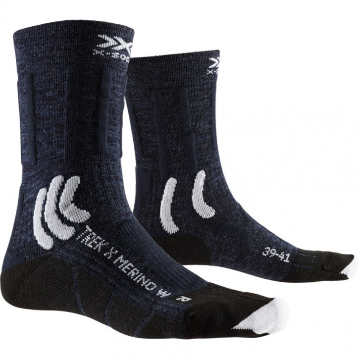 X-Socks Trek X Merino 3er Set (midnight blue)