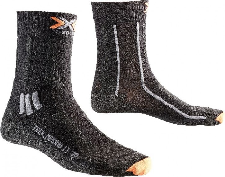 X-Socks Trekking Merino Light 3er Set (black)