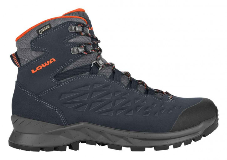 LOWA Explorer GTX Mid (navy/orange)