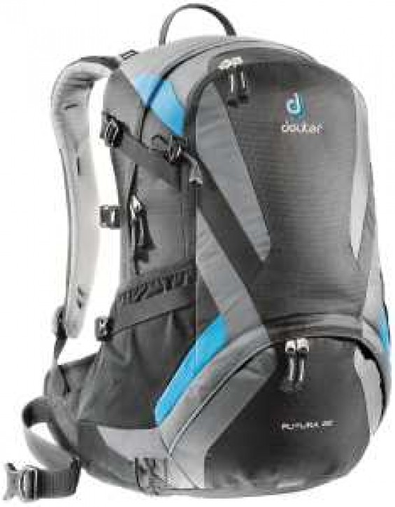 DEUTER Futura 22 (black-titan)