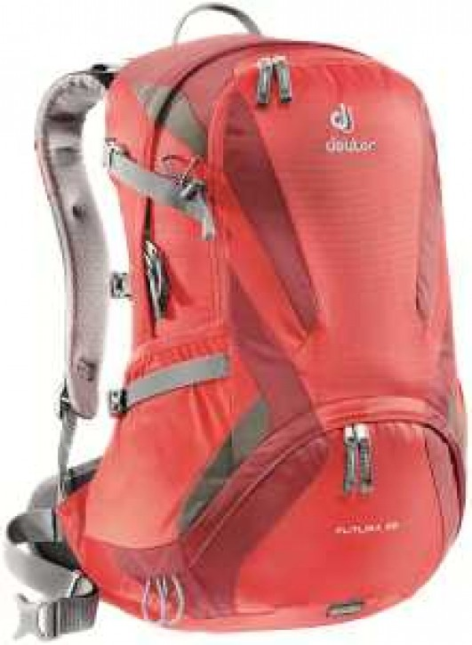 DEUTER Futura 28 (fire-cranberry)